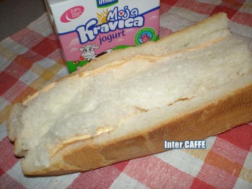 Čips sendvič je gotov!