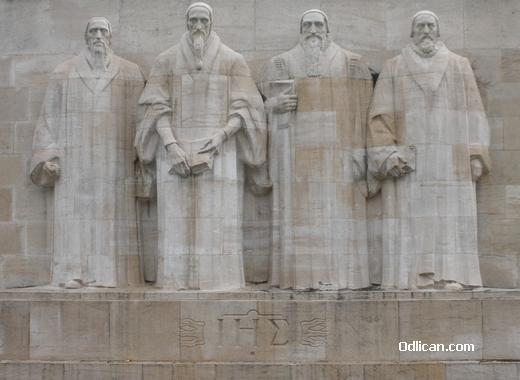 Zid reformacije