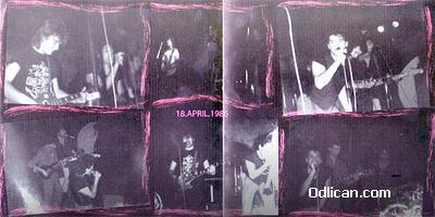 Roze poze omot CD-a